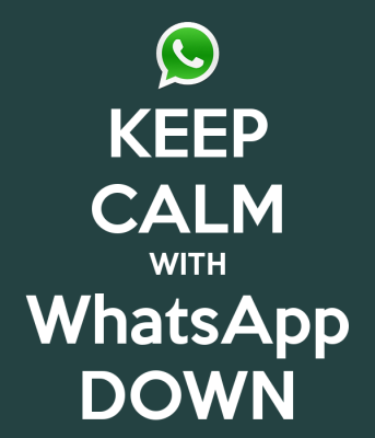 keep-calm-with-whatsapp-down