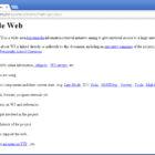 Le premier site web au monde a 25 ans aujourd'hui