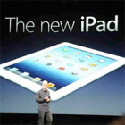 Apple dévoile enfin l'iPad3