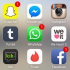 Le nouveau mode de téléchargement de photo de Facebook ressemble beaucoup à celle de snapchat